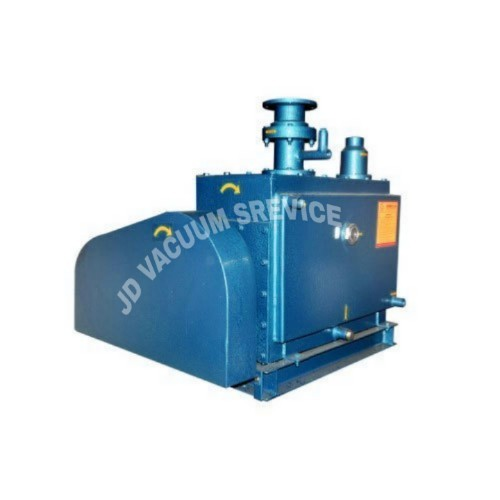 Blue Color Vacuum Pump