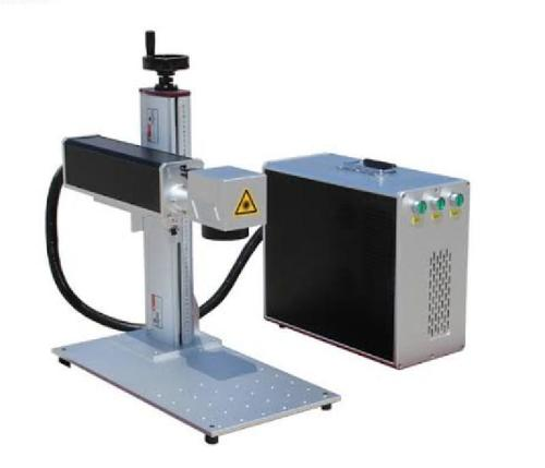 Compact Fiber Laser Marking Machine
