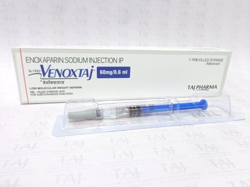 Enoxaparin Sodium Injection IP (60mg/0.6ml)
