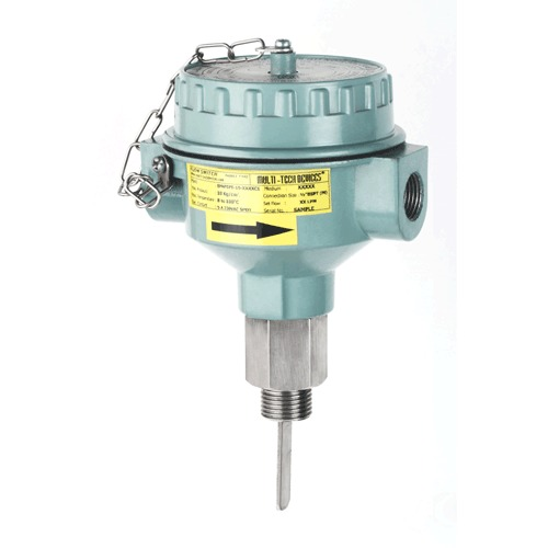 Explosion Proof Paddle Flow Switch - 1/2