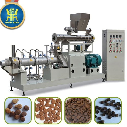 Full Automatic Pet Food Making Machine