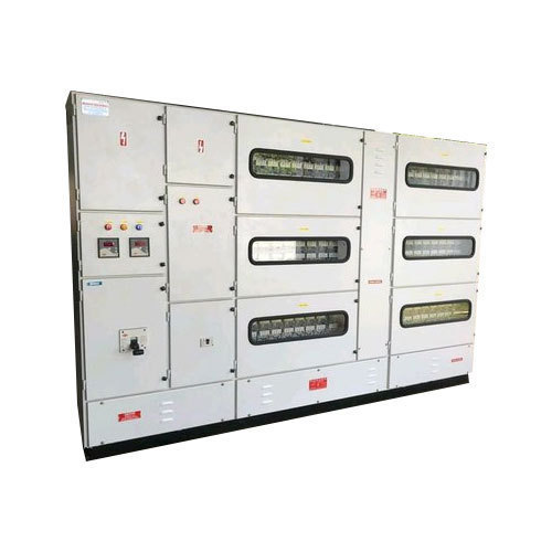 Heavy Duty Electric Control Panel
