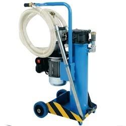Industrial Mobile Filtration Unit