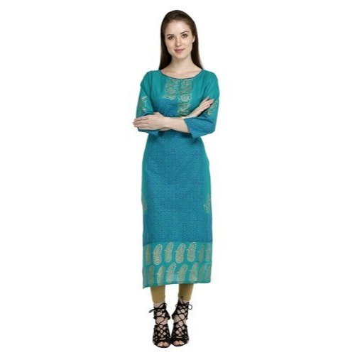 Ladies Round Shape Designer Kurti