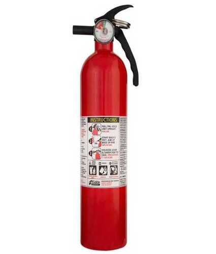 Leak Proof Fire Extinguisher