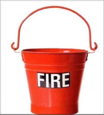 Mild Steel Fire Bucket