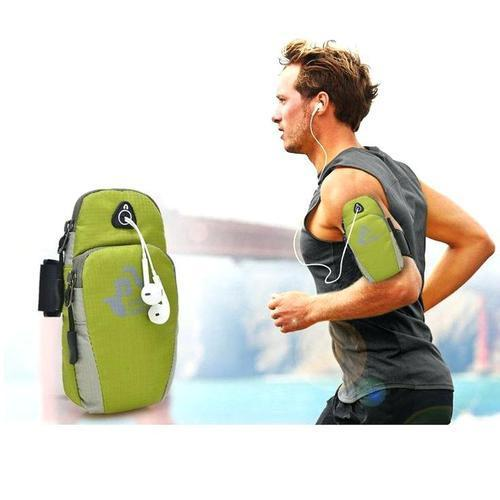 Mobile Arm Band For Jogging And Running