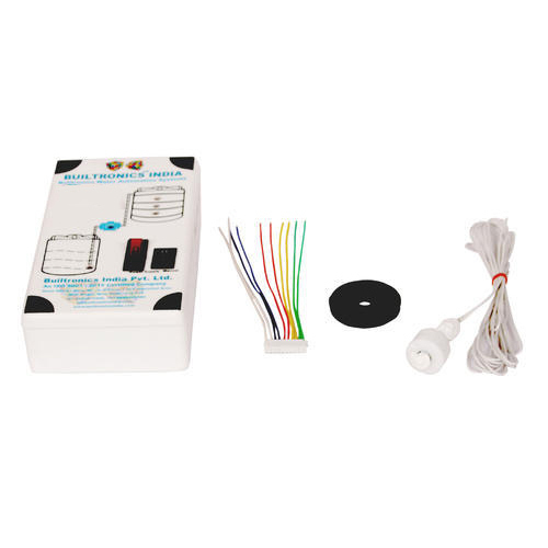 Semi Automatic Level Indicator Controller