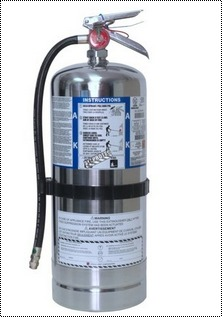 Stainless Steel Kitchen Fire Extinguisher