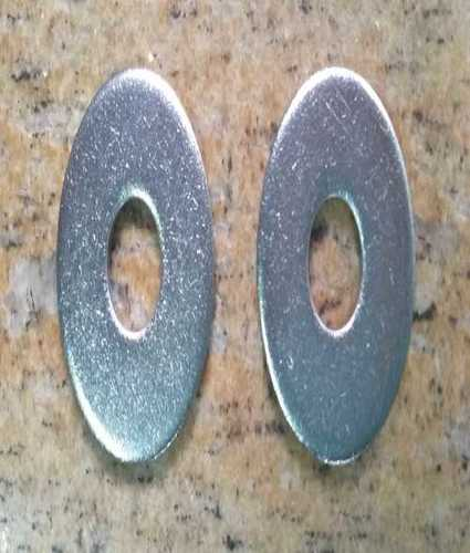 Silver Stainless Steel Plain Washer