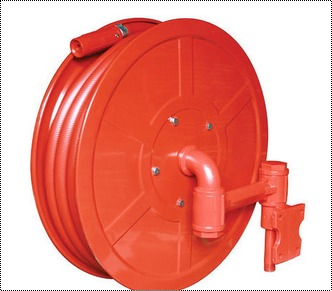 Thermoplastic Fire Hose Reel