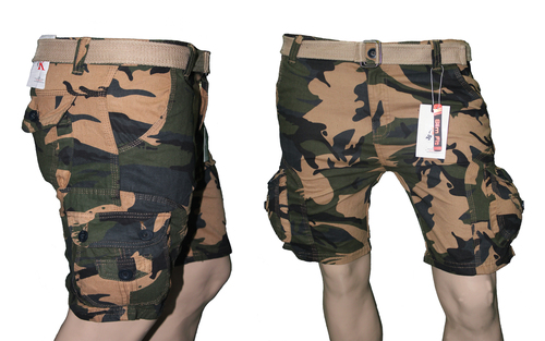 Comfortable Mens Cargo Shorts Age Group: Adults