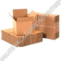 Custom Size Corrugated Cartons
