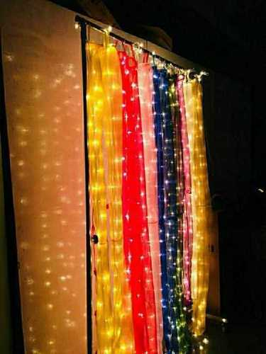 Decorative LED Light Curtain