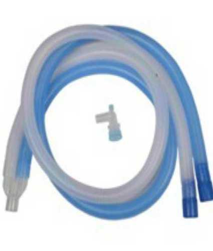Flexible Disposal Ventilator Tubing Application: Hospitals