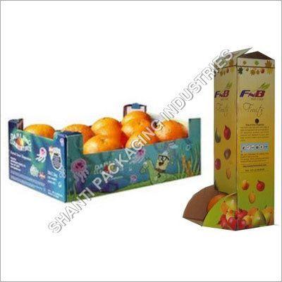 Fruits Corrugated Box