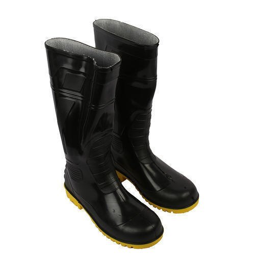 Industrial Metro PVC Safety Gumboots