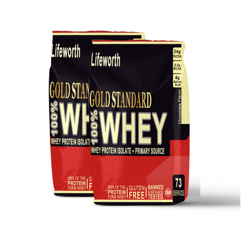 Light Yellow Whey Protein Powder