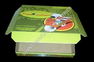 Offset Printed Pizza Boxes