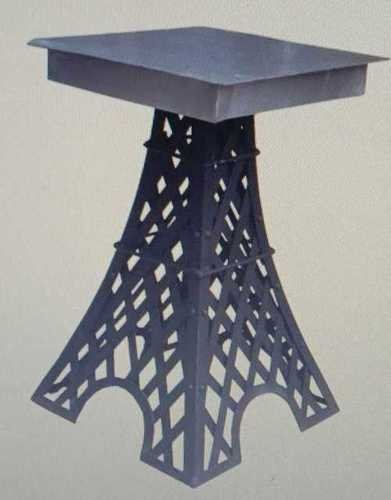 Paris Eiffel Tower Shaped Table No Assembly Required
