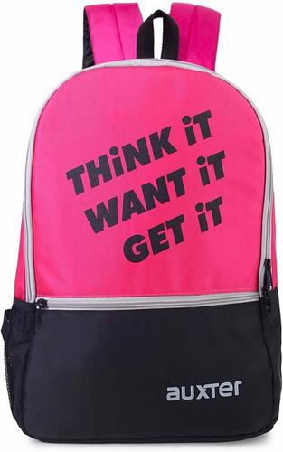 Rectangular Shoulder School Bag