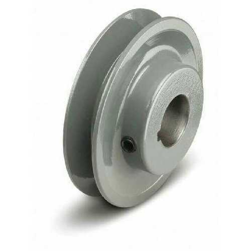 Round V Groove Pulley
