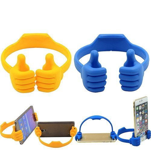 Silicone Thumbs Up Phone Stand
