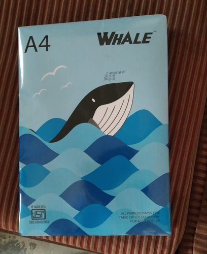 Whale A4 Size Copier Papers
