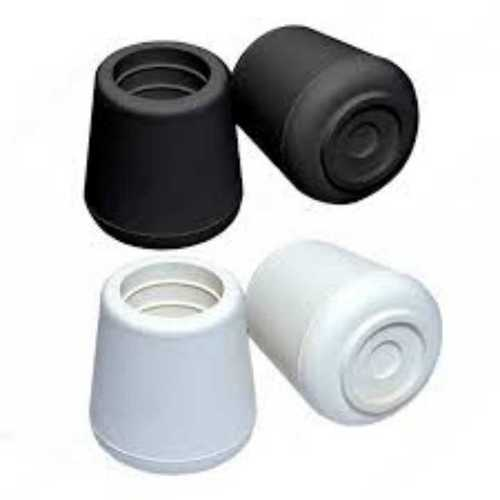 Black Color Rubber Legs Tips