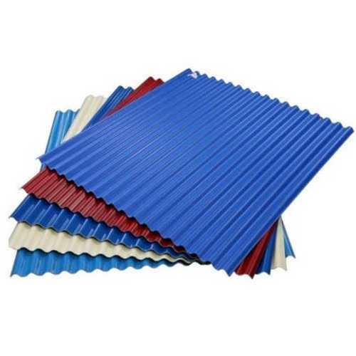 Coloured Corrugated Roofing Sheets