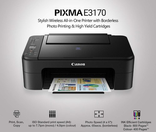 Pixma E3170 Canon Printer