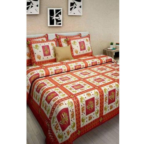 Pure Cotton Bed Sheet