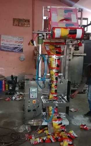 Automatic Pouch Packing Machine Capacity: 100 Kg/Hr