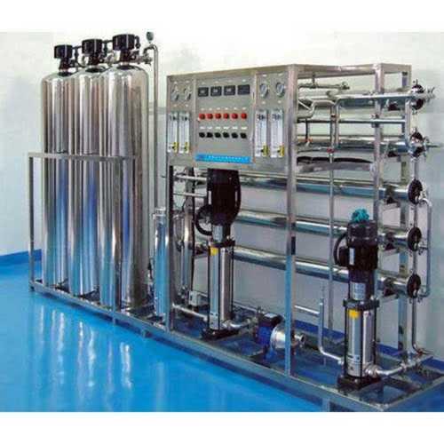 Industrial Water Purifier Machine