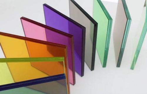Solid Colorful Tinted Float Glass