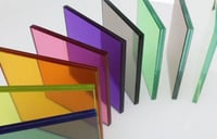 Colorful Tinted Float Glass