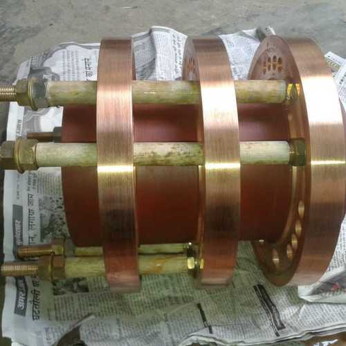 Copper Fine Finish Slip Ring Tr7