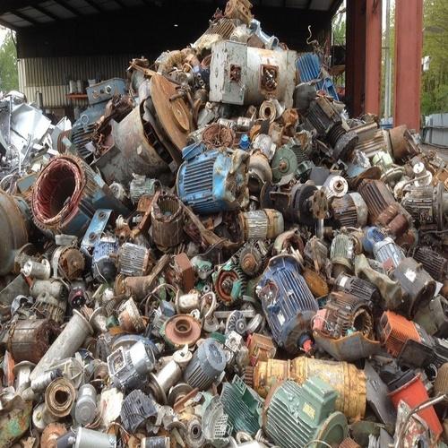 Used Electric Motor Scrap Grade: Industrial