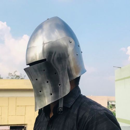 Armor Helmet For Gifting