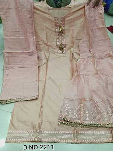 Ladies Cotton Salwar Suit