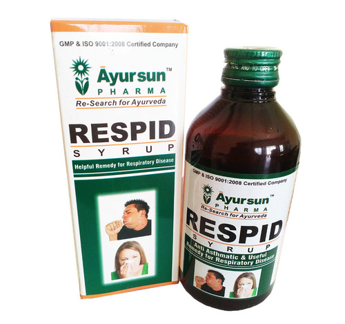 Herbal Cough Cleanser - Respid Syrup