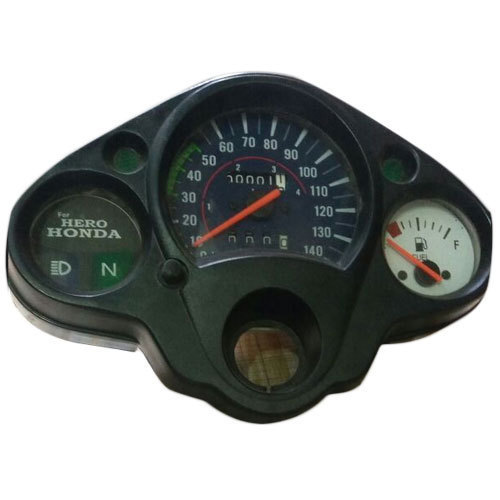 High Performance Analog Speedometer