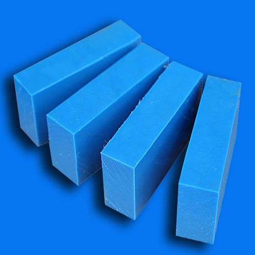 Blue Nylon Square Sheet