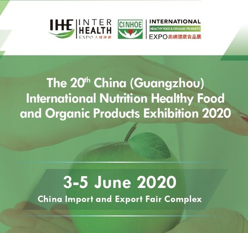 Nutrition Healthy Food And Organic Products Exhibition Oragnizers
