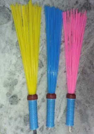 Plastic Broom For Cleaning