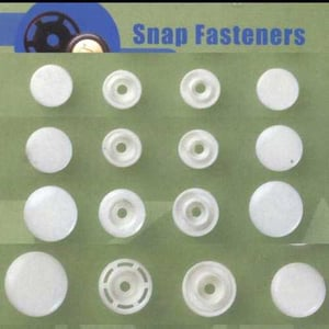 POM Plastic Snap Buttons