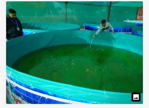 Pvc Tarpaulin Water Fish Tank