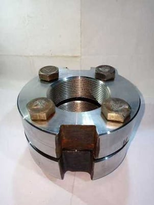 Submersible Pipe Coupling Joint