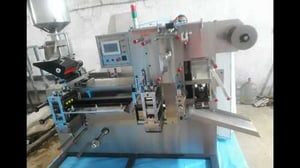Capsule and Tablet Packing Machine