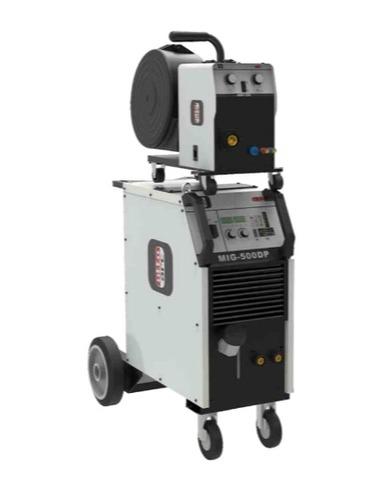 Double Pulse Mig, Mag Welding Machine